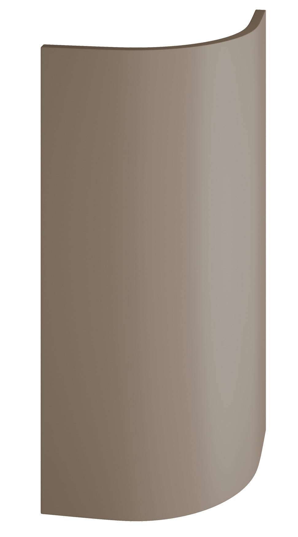 lusso-handpainted-brown-grey-curved-door