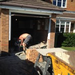 Garage conversion thorpe astley LE3 leicester
